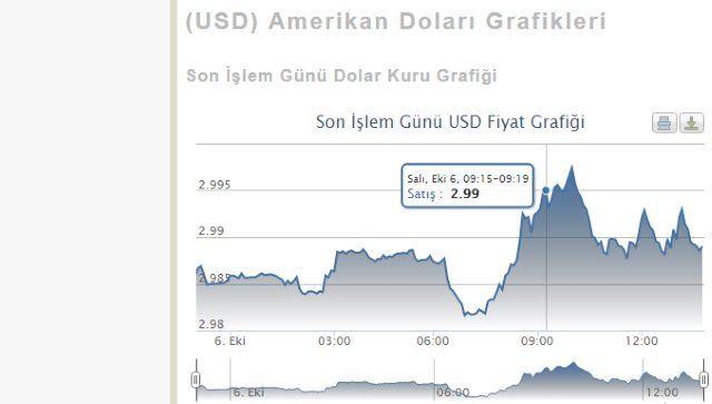 Dolar fiyatı neye göre değişir