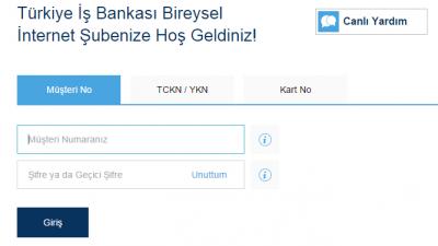 İş Bankası İnternet Bankacılığı Nasıl Kapatılır?