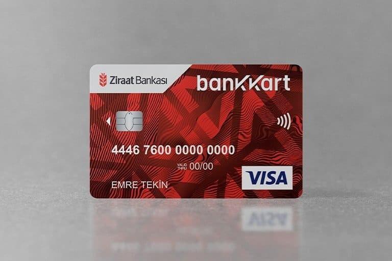 Ziraat Bankası Bankamatik Kartı Başvurusu nasıl yapılır