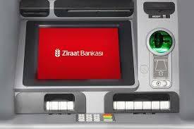 Ziraat Bankası Bankamatik Para Gönderme