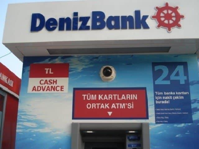denizbank bankamatikte param kaldi