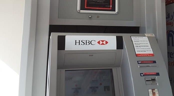 hsbc bankamatikte param kaldi