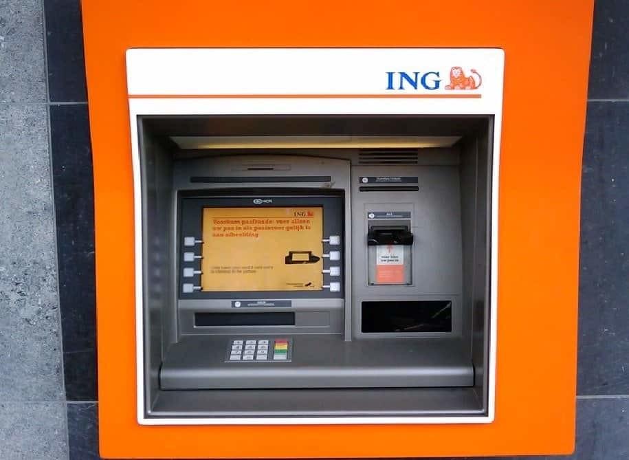 ING Bank :ATM
