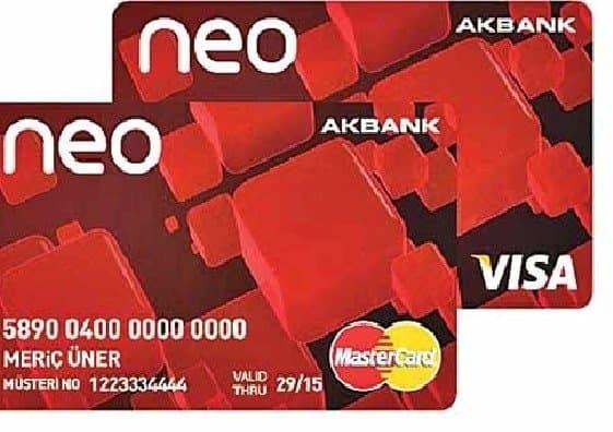 Akbank Bankamatik Kartı Şifre
