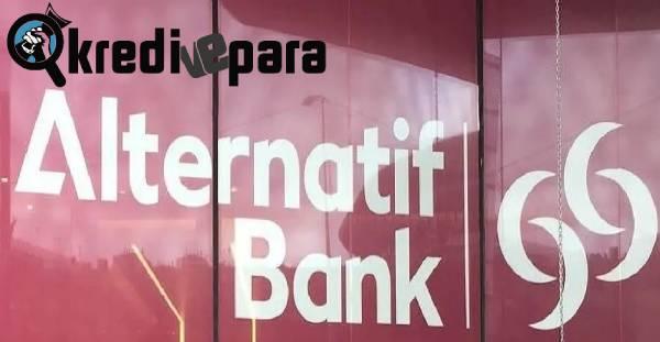 Alternatifbank Bankamatik Kartı Şifresi