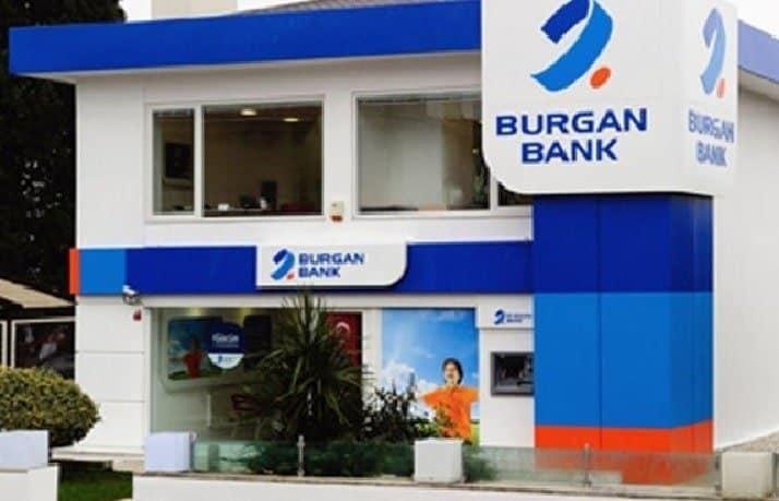 Burganbank Bankamatik Kartı