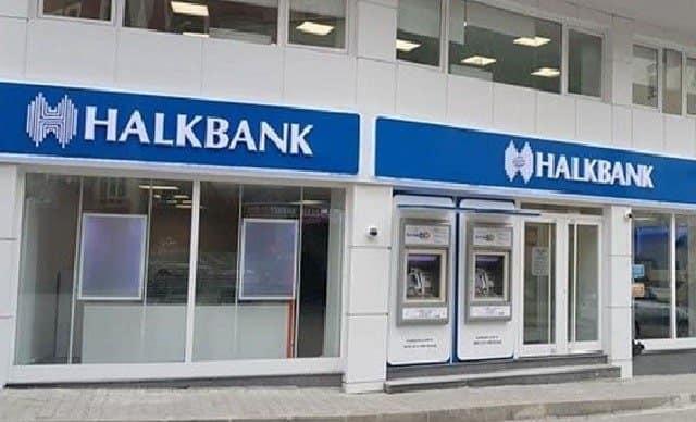 Halkbank İnternet Bankacılığı Şifre Bloke