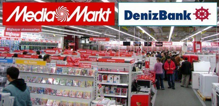 Media markt kredi ile alışveriş