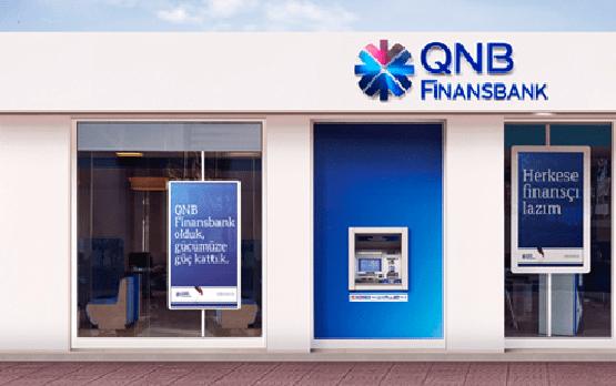 QNB Finansbank Bankamatiği