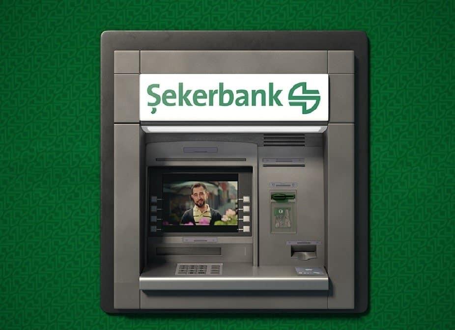 Şekerbank Bankamatiği