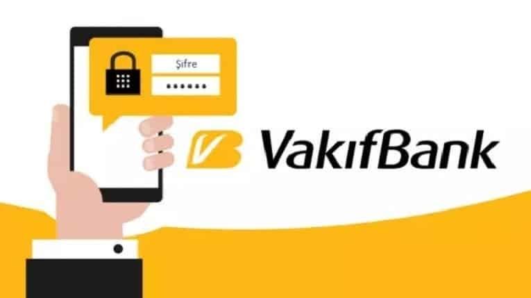 Vakıfbank Bankamatik Kartı Şifre Alma