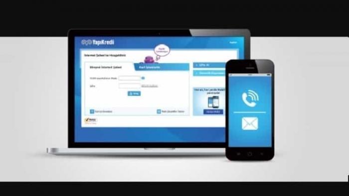 Yapı Kredi İnternet Bankacılığı Şifre Bloke Kaldırma
