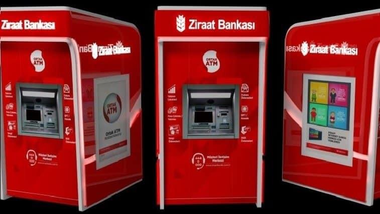 Ziraat Bankası Bankamatik Kartı Günlük Para Çekme Limiti