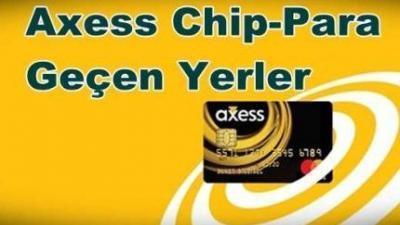 Chip Para Nerede Kullanılır?