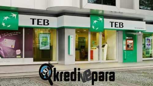 TEB Kredi Kartı Yapılandırma Şartları