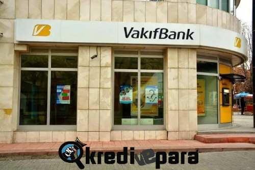 Vakıf Bank Kredi Kartı Borcu Taksitlendirme Şartları
