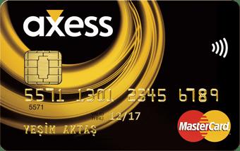 Axess Kredi Kartı İptal Etme