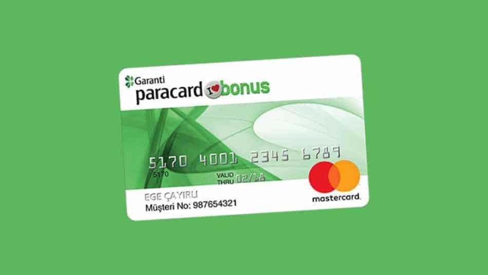 Paracard Bonus Chip
