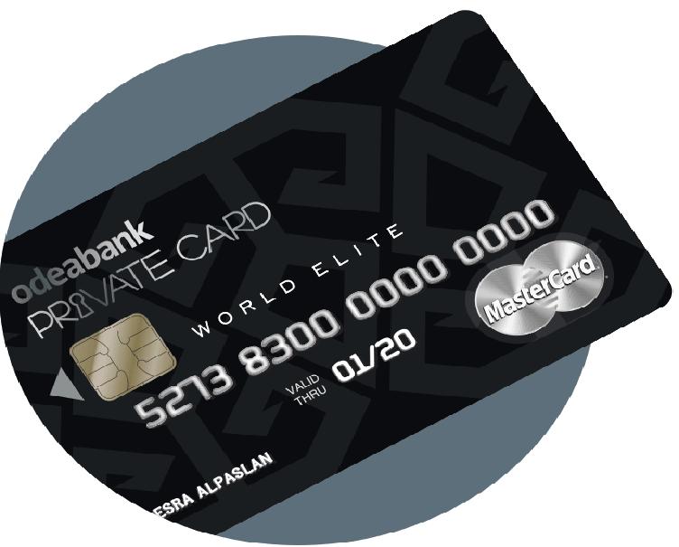 odeabank kredi karti limit yukseltme