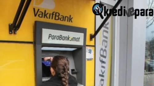 vakıfbank engelli kredi kartı nasıl alınır