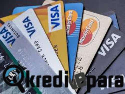 Kredi Kartı Para Puanları ile Alışveriş