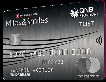 QNB Finansbank First Kredi Kartı İptal Etme