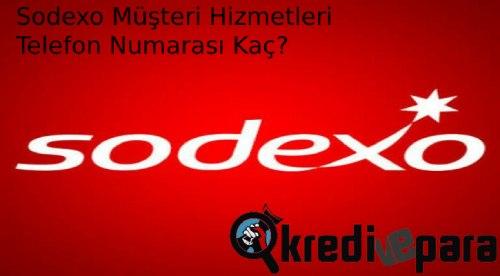 Sodexo Müşteri Hizmetleri Numarası Nasıl Ulaşırım?