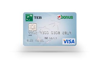 Türkiye Ekonomi Bankası Bonus Card Kredi Kartı