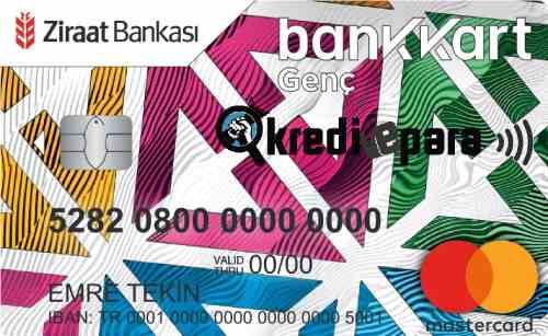 Ziraat Bankası Bankkart Genç Kredi Kartı İptal Etme