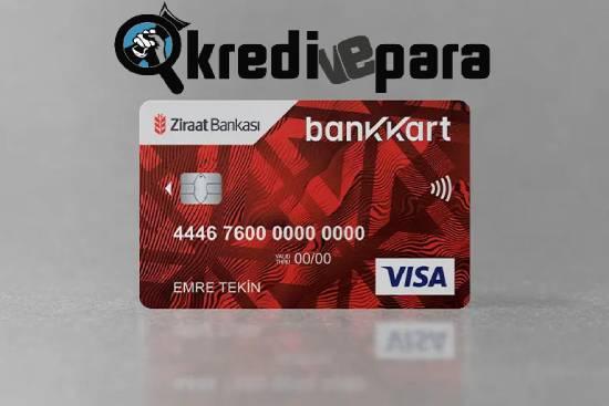 Ziraat Bankası Bankkart Kredi Kartı İptal Etme