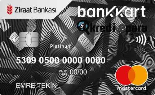 Ziraat Bankası Bankkart Platinum Kredi Kartı İptal Etme