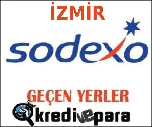 İzmir Sodexo Geçen Yerler