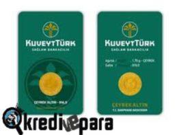 Kuveyt Türk Altın Alış Satış