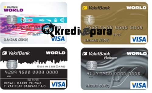 Vakıfbank Kredi Kartı Başvuru Sonucu Sorgulama