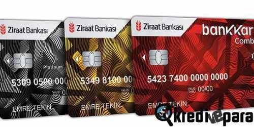 Ziraat Bankası kredi kartı başvuru sonucu sorgulaması