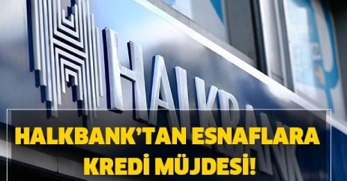 Halkbank Ticari Esnaf Kredisi Başvurusu ve Şartları Nelerdir?